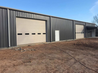 commercial garage doors Conway, AR North Little Rock, AR